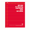 NFPA 902: Fire Reporting Field Incident Guide, 1997 Edition