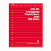 NFPA 903: Fire Reporting Property Survey Guide, 1996 Edition
