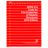 NFPA 914: Code for Fire Protection of Historic Structures