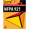 NFPA 921: Guide for Fire and Explosion Investigations, 2014 Edition