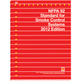 2012 NFPA 92: Standard on Smoke Control Systems