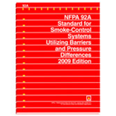 NFPA 92A: Standard for Smoke-Control Systems Utilizing Barriers and Pressure Differences