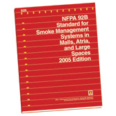 NFPA 92B: Standard for Smoke Management Systems in Malls, Atria, and Large Spaces, Prior Years