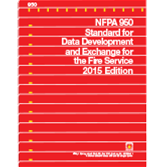 NFPA 950: Standard for Data Development and Exchange for the Fire Service