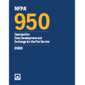 NFPA 950, Standard for Data Development and Exchange for the Fire Service