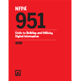 NFPA 951: Guide to Building and Utilizing Digital Information