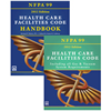 NFPA 99: Health Care Facilities Code and Handbook Set, 2012 Edition