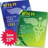Nfpa 99 health care facilities code for Nfpa 99 table of contents