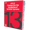 NFPA 13: Installation of Sprinkler Systems Tabs, 2013 Edition
