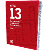 NFPA 13: Installation of Sprinkler Systems Tabs, 2016 Edition