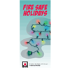 Fire Safe Holidays Brochures