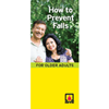 How to Prevent Falls for Older Adults Brochures