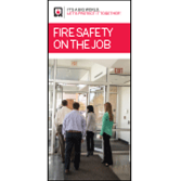 Fire Safety on the Job Brochures