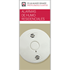 Home Smoke Alarms Brochures, Spanish