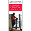 Carbon Monoxide Alarms Brochures, Spanish