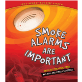 Smoke Alarms are Important Brochures
