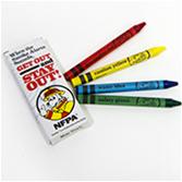 Sparky Crayons