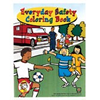 Everyday Safety Coloring Book