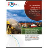 Introduction to Fire Adapted Communities Brochure