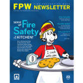 Fire Safety in the Kitchen Newsletters