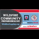 Wildfire Community Preparedness Day Banner