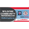 Wildfire Community Preparedness Day Banner