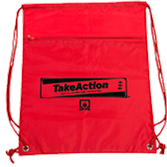 Take Action Go Bag