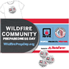 Wildfire Community Preparedness Day Multiple Use Decal PDFWildfire Community Preparedness Day Kit