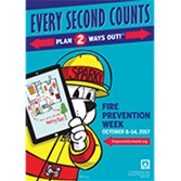 Fire Prevention Week Posters (2017)