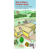 How to Have a Firewise Home Brochure