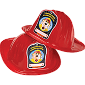 Fire Prevention Week Hats