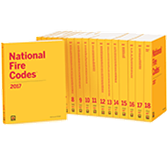 2017 National Fire Codes Archive Set - Current Edition