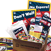 2016 Fire Prevention Week In A Box