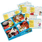 Sparky® Recipe Cards