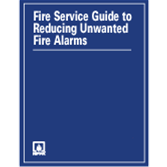 Fire Service Guide to Reducing Unwanted Fire Alarms, PDF