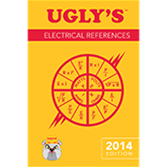 Ugly's™ Electrical References, 2014 Edition