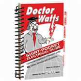 Doctor Watts 2011 Pocket Electrical Guide
