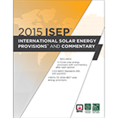 International Solar Energy Provisions (ISEP) and Commentary, 2015 Edition