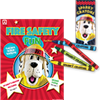 Fire Safety Fun for Preschoolers and Crayons Value Pack