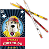 2013 Sparky's Stuff-To-Do Booklet and Pencils Value Pack