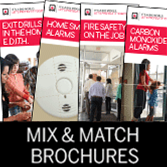 Mix and Match NFPA Brochure Set