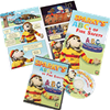 Sparky®'s ABCs of Fire Safety DVD + Sparky's ABCs of Fire Safety Comic Books Set