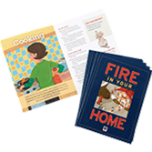 Fire In Your Home Booklet