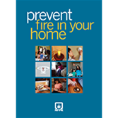 Prevent Fire In Your Home Booklet