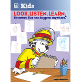 Fire Prevention Week Kids' Activity Posters (2018)