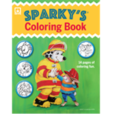 2015 Sparky's Coloring Books