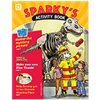 Sparky's Activity Book