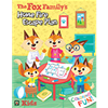 The Fox Family's Fire Escape Plan Coloring Book