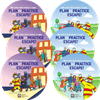 2019 Fire Prevention Week Stickers