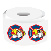Fire Prevention Week Stickers (2020)